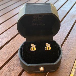 BRAND NEW Bee Earrings